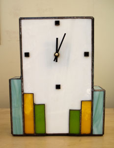 Art Deco clock SH678
