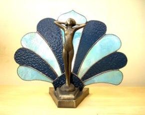 Blue fan SH550