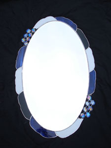 Blob mirror SH609