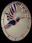 Hummingbird mirror SH57
