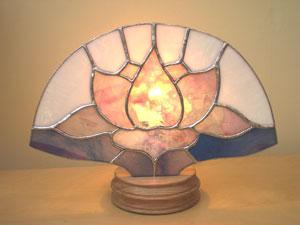 Flower fan SH487