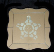 Etched mirror SH244