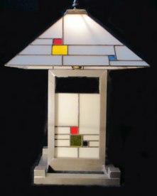 Mondrian prairie SH307