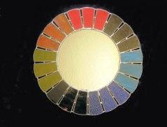 Rainbow mirror SH293
