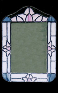 Fleurdelys mirror SH1
