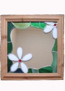 Flower mirror SH105
