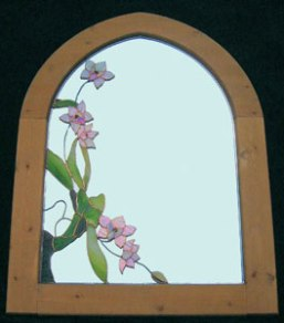 Orchid mirror SH164